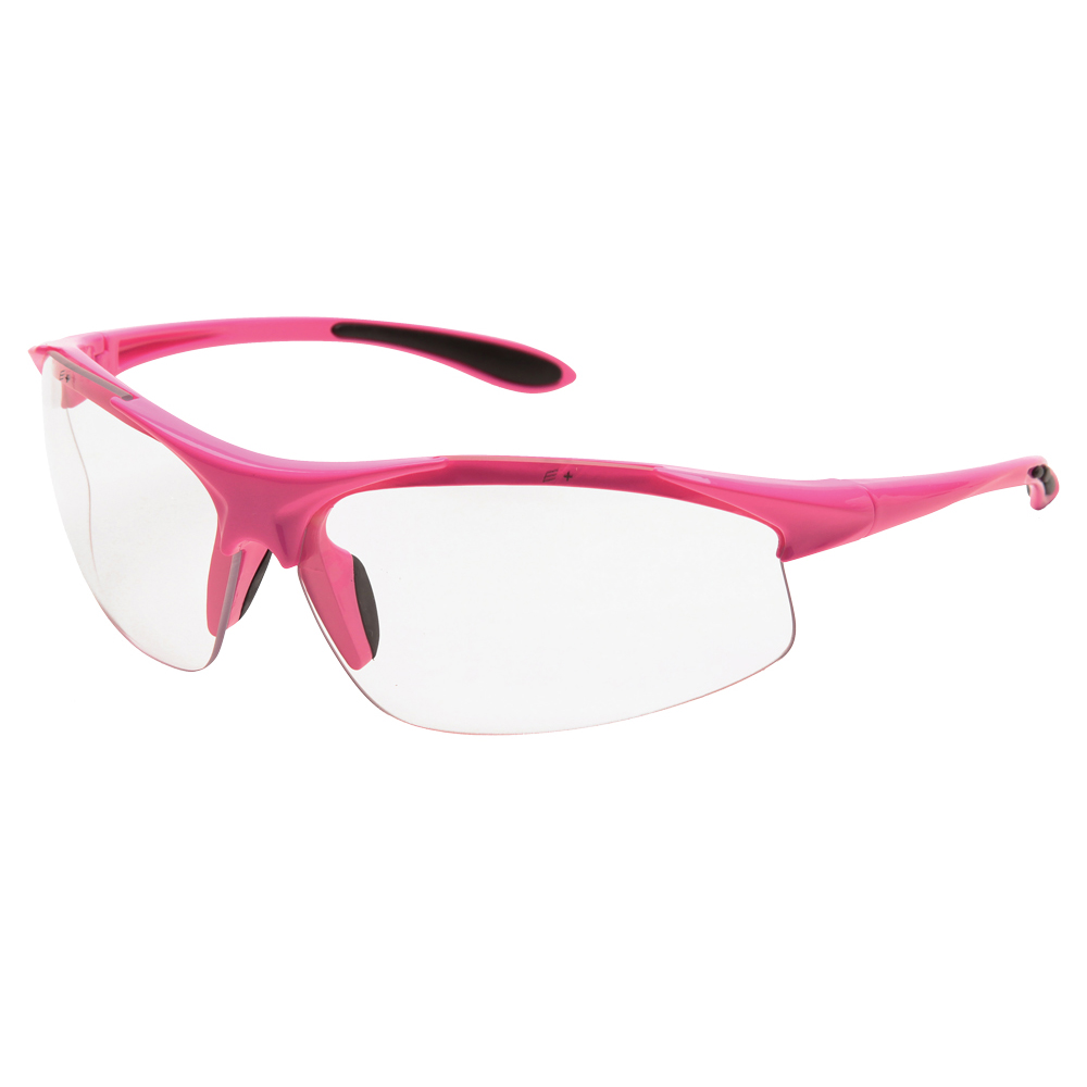 Anti-Fog ERB SAFETY 17750 Erb Safety Clear Safety Glasses Frameless